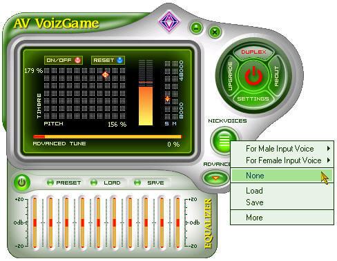 AV VoizGame Screenshot