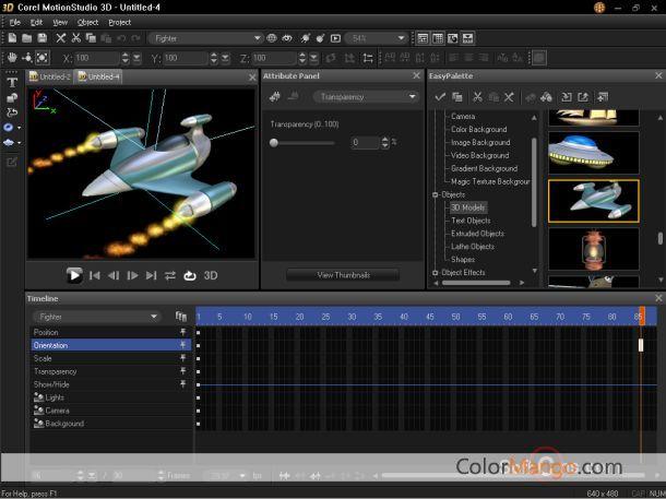 Corel MotionStudio 3D Editing Software Review - Videomaker