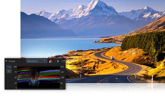 CyberLink ColorDirector Screenshot