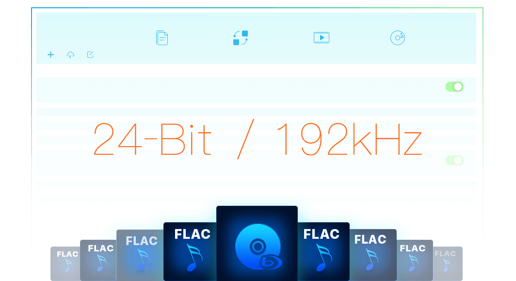 DVDFab Hi-Fi Audio Converter Screenshot