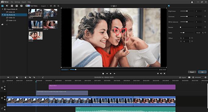 iMyfone Filme Screenshot