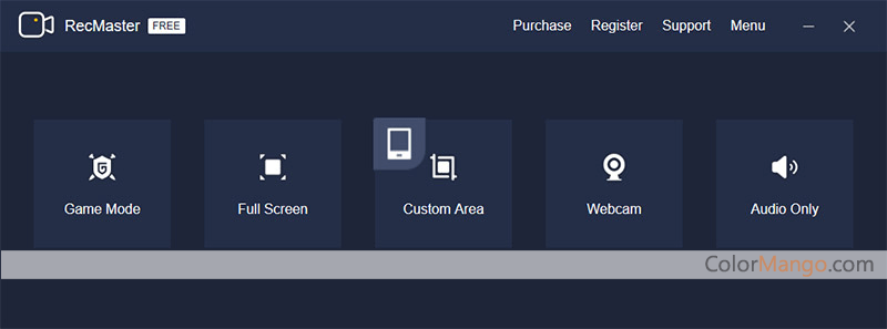 RecMaster PRO Screenshot