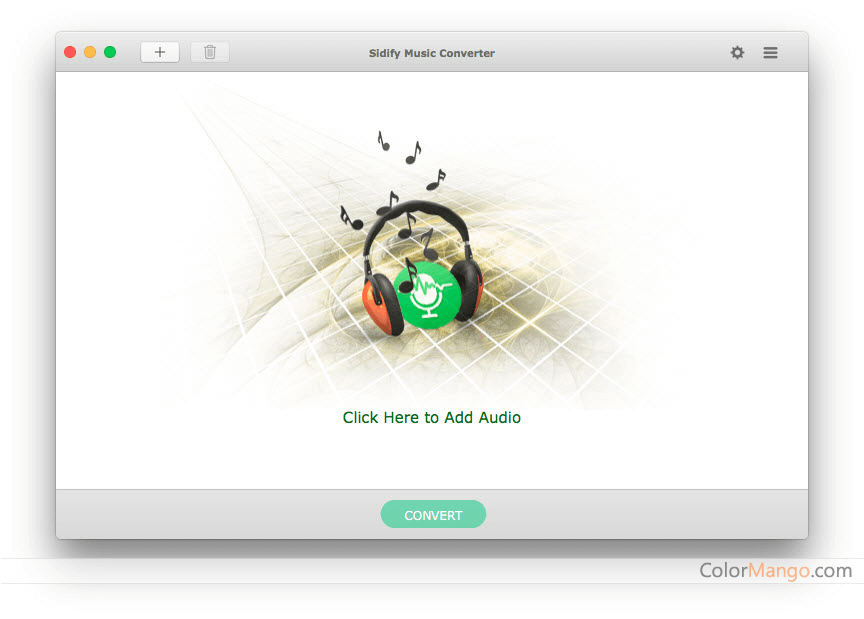 Sidify Music Converter for Spotify Screenshot