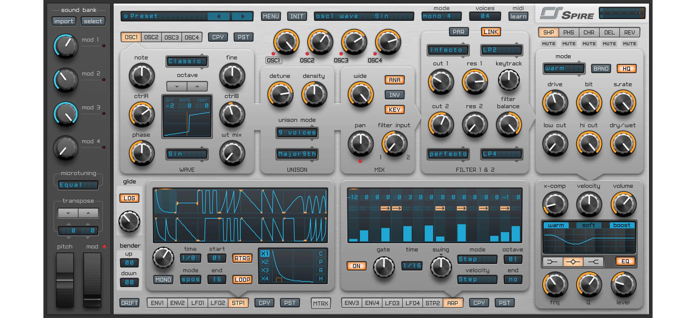Reveal Sound Screenshot
