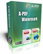 A-PDF Watermark Discount Coupon Code