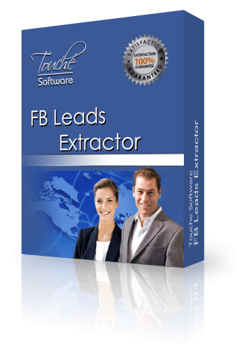 FB Leads Extractor Boxshot