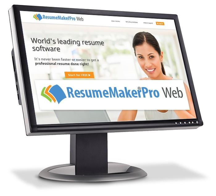 resumemaker professional web boxshot