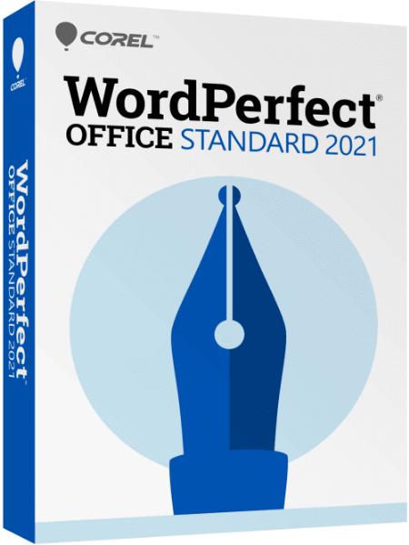 WordPerfect Office Standard Code coupon de réduction