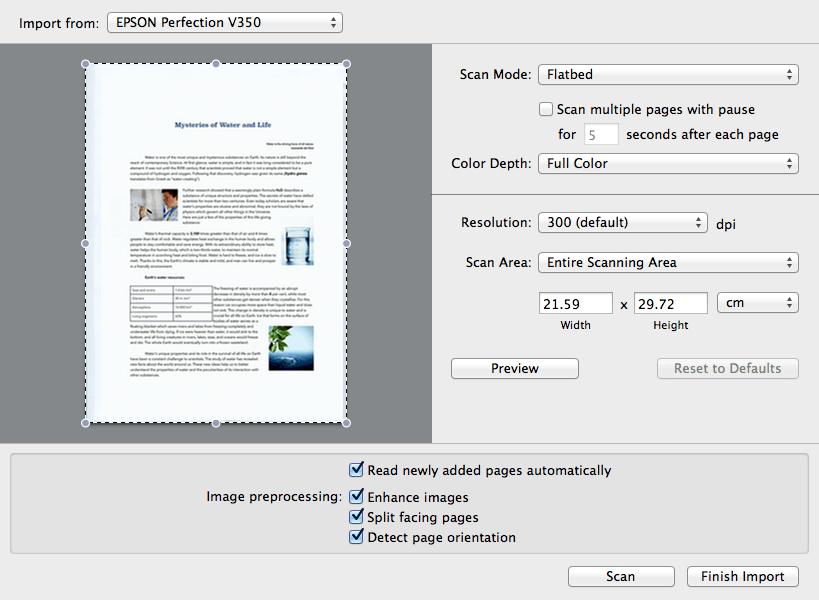 ABBYY FineReader PDF for Mac Screenshot