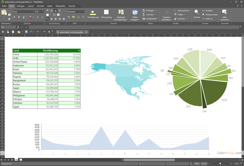Ashampoo Office Bildschirmfoto