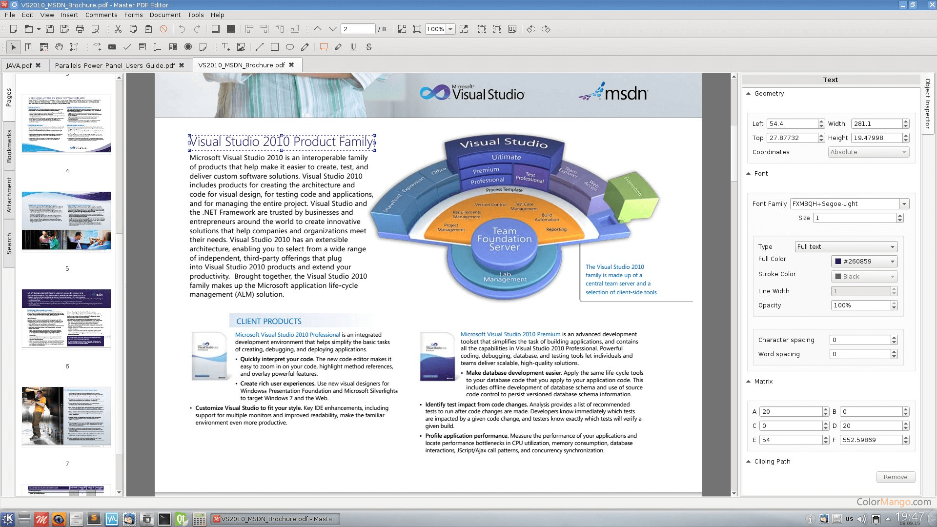 Master PDF Editor Online Shopping, Price, Free Trial, Rating & Reviews