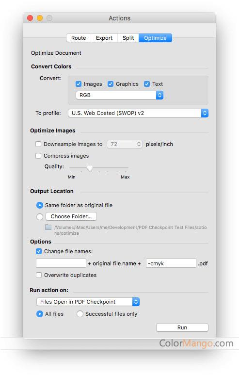 PDF Checkpoint Screenshot