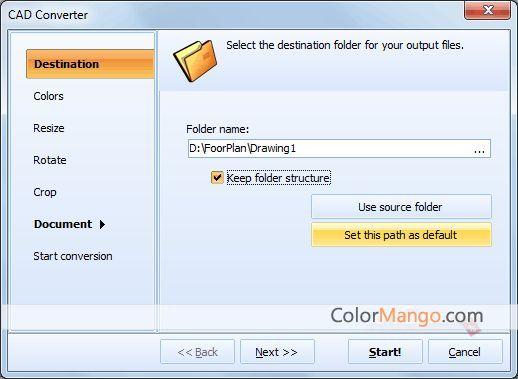 CoolUtils Total CAD Converter Screenshot