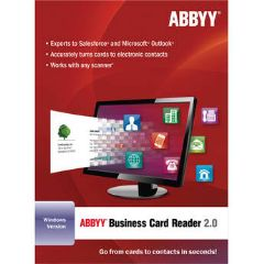 ABBYY Business Card Reader for Windows Discount Coupon