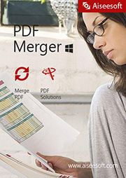 Aiseesoft PDF Merger Discount Coupon