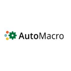 AutoMacro Discount Coupon