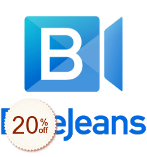 BlueJeans Rabatt Gutschein-Code