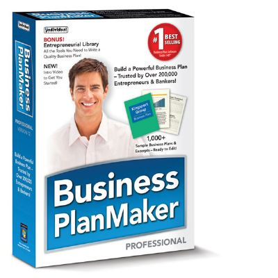 Business PlanMaker Professional Shopping & Trial