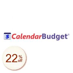CalendarBudget Discount Coupon