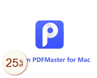 Cisdem PDFMaster for Mac Discount Coupon