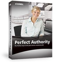 Corel Perfect Authority Shopping & Trial