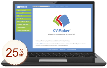 CV Maker Discount Coupon