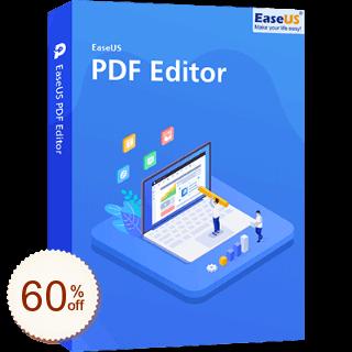 EaseUS PDF Editor Discount Coupon