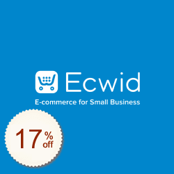 Ecwid Discount Coupon