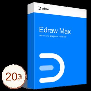 EdrawMax Discount Coupon