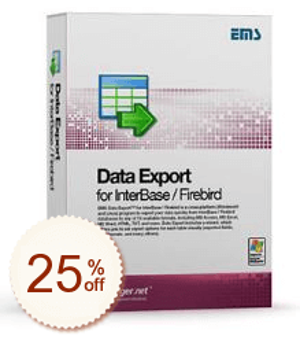 EMS Data Export for InterBase/Firebird Discount Deal