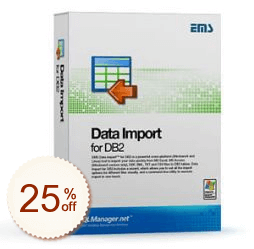 EMS Data Import for DB2 Discount Deal