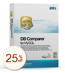 EMS DB Comparer for MySQL Discount Deal