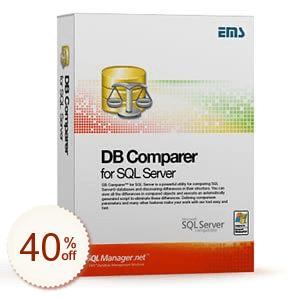 EMS DB Comparer for SQL Server Discount Deal