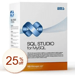 dbForge Studio for MySQL Discount Coupon