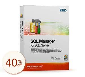 EMS SQL Manager for SQL Server Discount Deal