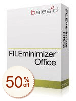 FILEminimizer Office Discount Coupon
