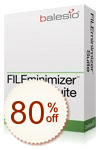 FILEminimizer Suite Code coupon de réduction