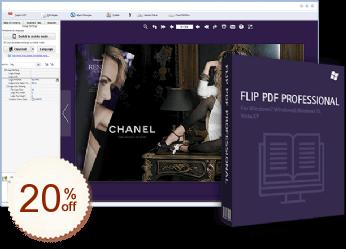 Flip PDF Discount Coupon