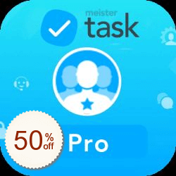 MeisterTask Pro Discount Coupon