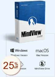 MindView Suite Rabatt Gutschein-Code