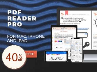 PDF Reader Pro Discount Coupon