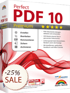 Perfect PDF Premium Discount Coupon