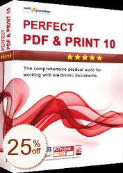 Perfect PDF & Print Discount Coupon