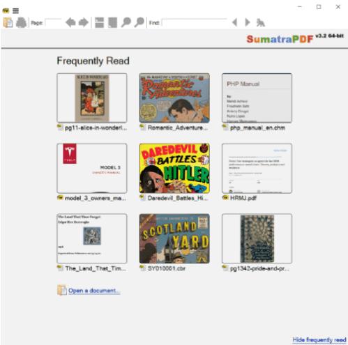 Sumatra PDF Boxshot
