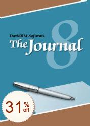 DavidRM The Journal Discount Coupon Code
