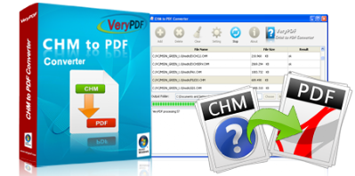 VeryPDF CHM to PDF Converter Discount Coupon