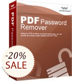 Wondershare PDF Password Remover Discount Coupon