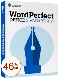 WordPerfect Office Standard Discount Coupon