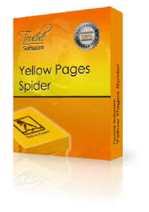 Yellow Pages Spider Shopping & Trial