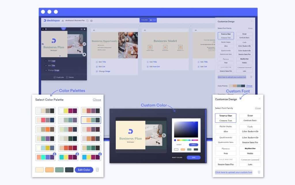 Decktopus Screenshot